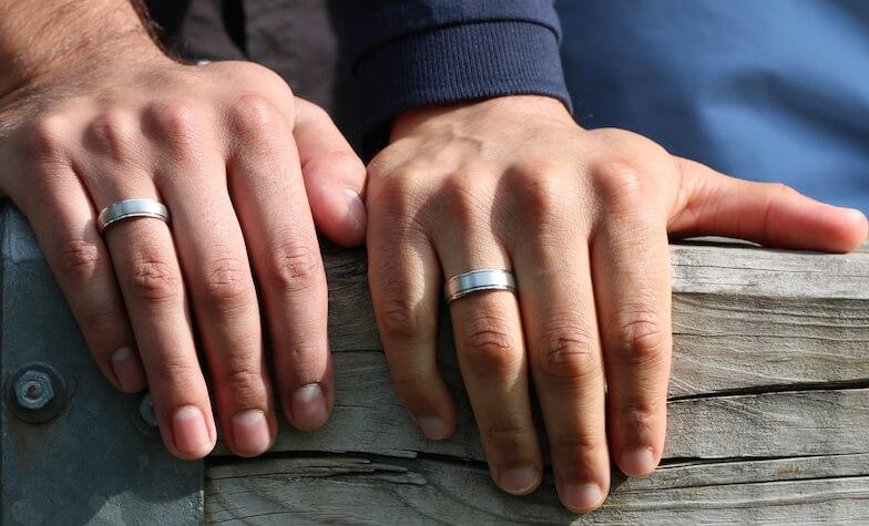 Kenali yuk jenis bahan cincin pernikahan