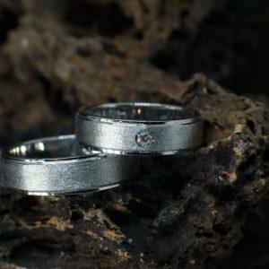 Cincin Nikah Platinum – CP119