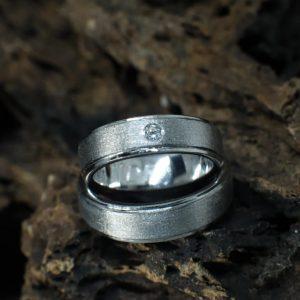 Cincin Nikah Platinum – CP122