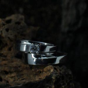 Cincin Nikah Platinum – CP123