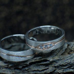 Cincin Nikah Platinum – CP130
