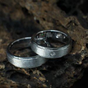 Cincin Nikah Platinum – CP131