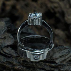 Cincin Nikah Platinum – CP136