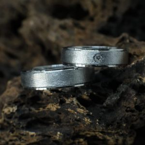 Cincin Nikah Platinum – CP137