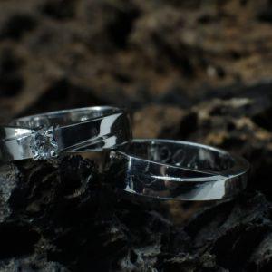 Cincin Nikah Platinum – CP143