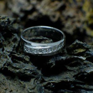 Cincin Nikah Platinum – CP147